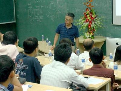 Viện nghiên cứu cao cấp về Toán (VIASM)