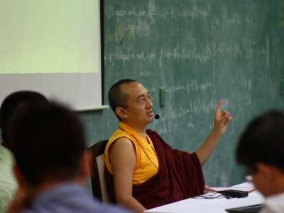 Buổi nói chuyện giảng sư Khangser Rinpoche