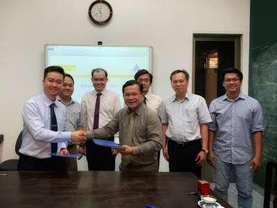 Viện John von Neumann hợp tác cùng Công ty CP Sài Gòn Phát Thịnh Rating (PTR)